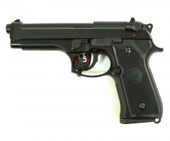Страйкбольный пистолет Tokyo Marui Beretta M92F Military GBB