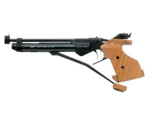 Пневматический спортивный пистолет Baikal МР-46М