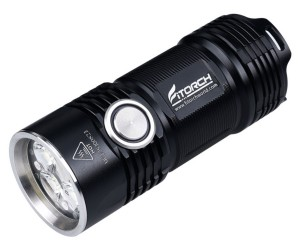 Фонарь FiTorch P25 универсальный (аккумулятор с USB, 3000 лм)