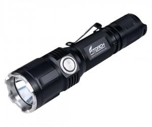 Фонарь FiTorch P30RGT тактический (USB зарядка, Power Bank, 1180 лм)