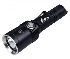 Фонарь FiTorch MR35 охотничий (USB зарядка, 5 светодиодов, 1200 лм)