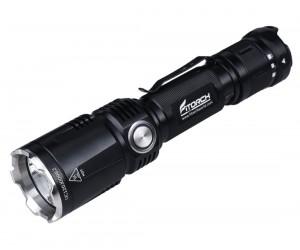 Фонарь FiTorch M30R тактический (USB зарядка, Power Bank, 1800 лм)