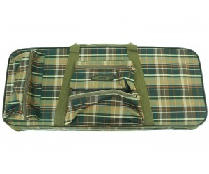 Чехол оружейный «Шотландка» 750x300 мм (поролон)