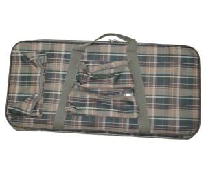 Чехол оружейный «Шотландка» 850x350 мм (поролон)