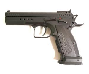 Страйкбольный пистолет KWC CZ 75 TS CO₂ GBB