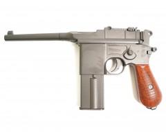 Страйкбольный пистолет KWC Mauser M712 Full Auto CO₂ GBB (KCB-18DHN)