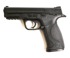 Страйкбольный пистолет KWC Smith&Wesson M&P 9 / M40 CO₂ GBB