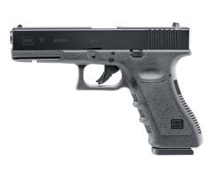 Пневматический пистолет Umarex Glock 17 (blowback, BB/pellet)