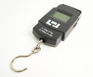 Весы электронные дорожные до 50 кг ± 10 г (BH-WP504)