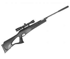 Пневматическая винтовка Crosman Benjamin Titan XS (прицел 3-9x32)