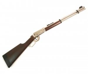 Пневматическая винтовка Umarex Walther Lever Action Steel Finish