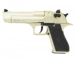 Охолощенный СХП пистолет Retay Eagle X (Desert Eagle) 9mm P.A.K, сатин