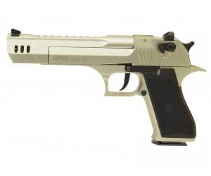 Охолощенный СХП пистолет Retay Eagle XU (Desert Eagle, длинный) 9mm P.A.K, сатин