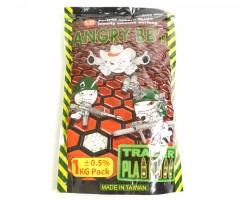 Шары трассерные Angry BB's 0,28 г, 3500 штук (1 кг, зеленые)