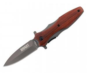 Нож автоматический Ножемир «Чёткий Расклад» A-179 Knight