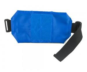 Лента нарукавная «свой-чужой» с велкро панелью на липучке