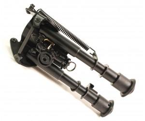 Сошки Patriot на антабку, Weaver и в обхват ствола, 150-230 мм (BH-BP02S)