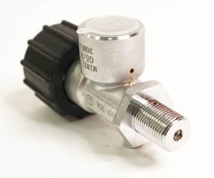 Вентиль для баллона ВД с клапаном (BH-VP2)