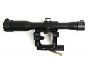 Оптический прицел ПОСП 8х42 В (Вепрь/Сайга)