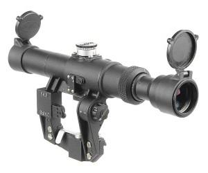 Оптический прицел ПОСП 2-6х24 (Тигр/СКС)