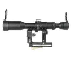 Оптический прицел ПОСП 3-9х42 В (Вепрь/Сайга)