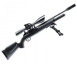 Пневматическая винтовка Umarex Walther 1250 Dominator FT (PCP, прицел 8-32x56)