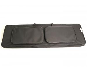Чехол-футляр оружейный «Люкс» 105 см, черный, с карманами (BGL105)