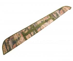 Чехол мягкий (поролон, кордура) 132x22 см, камуфляж, с ремешком (BGC135)