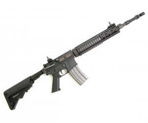Страйкбольный автомат VFC Colt MK12 MOD 1 Crane stock