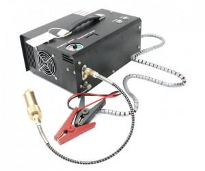 Компрессор высокого давления для PCP (220V, 12V, 300bar, 4500psi)