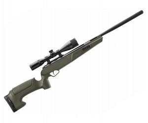 Пневматическая винтовка Stoeger Atac T2 Synthetic Green Combo (прицел 3-9x40AO)