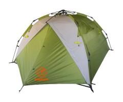 Палатка-автомат AVI-Outdoor Inker 3 grey, 310x220x120 см, 3-местная (5899)