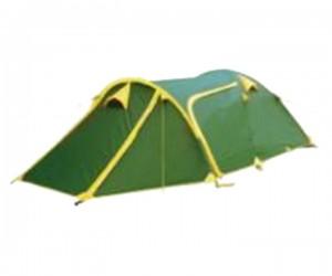Палатка AVI-Outdoor Tornio 220x490x130 см, 4-местная (2498)
