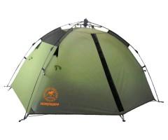 Палатка-автомат AVI-Outdoor Vuokka 2 grey, 210x130x105 см, 2-местная (5911)