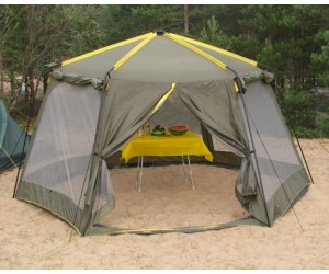 Палатка-шатер AVI-Outdoor Ahtari Moskito Sharer, 420x370x210 см (7867)
