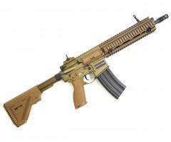 Страйкбольный автомат VFC Umarex HK416 A5 AEG Tan