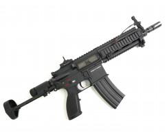 Страйкбольный автомат VFC Umarex HK416C V2 AEG Black