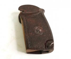Рукоятка для ПМ, МР-71/79 текстолит с рычагом сброса магазина