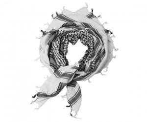 Арафатка-шарф Helicon-Tex White (CZ-ARF-CO-20)