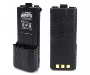Аккумулятор для рации Baofeng UV-5R увеличенный, 3800 мАч