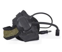Гарнитура Z-Tactical Z028-BK (наушники с микрофоном) Selex TASC1