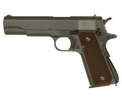 Страйкбольный пистолет Tokyo Marui Colt M1911A1 Government GBB