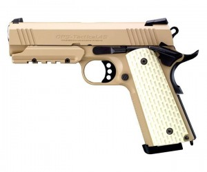 Страйкбольный пистолет Tokyo Marui Colt Hi-Capa 4.3 Desert Warrior GBB