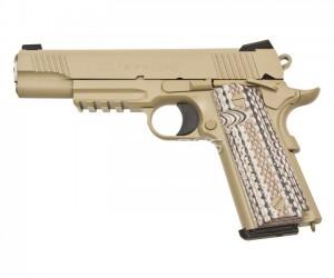 Страйкбольный пистолет Tokyo Marui Colt M45A1 Tan GBB
