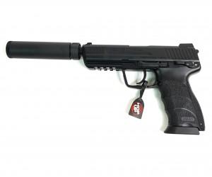 Страйкбольный пистолет Tokyo Marui HK45 Tactical GBB