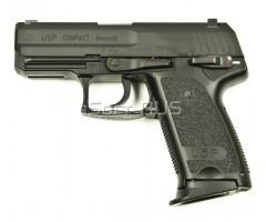Страйкбольный пистолет Tokyo Marui HK USP Compact GBB
