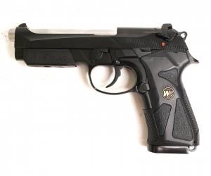 Страйкбольный пистолет WE Beretta 90-Two GBB (WE-M015-BK)