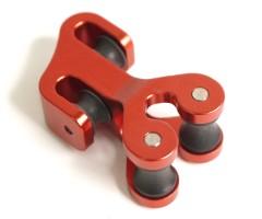 Бегунок Centershot для блочного лука универсальный (красный)