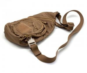 Сумка-кобура «Урбан» для скрытого ношения оружия (койот, комплект)