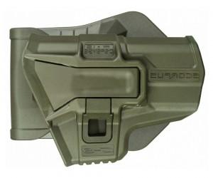 Кобура Fab Defense M24 Paddle G-9 для Glock 9 мм (хаки)